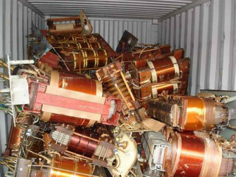 Electric Motor Scrap Price in India