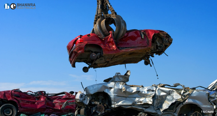 Basics Of Scrap Metal Recycling You Should Know
