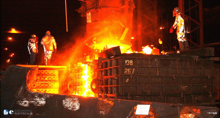 How Steel Manufacturing Boosted Asia's Economy