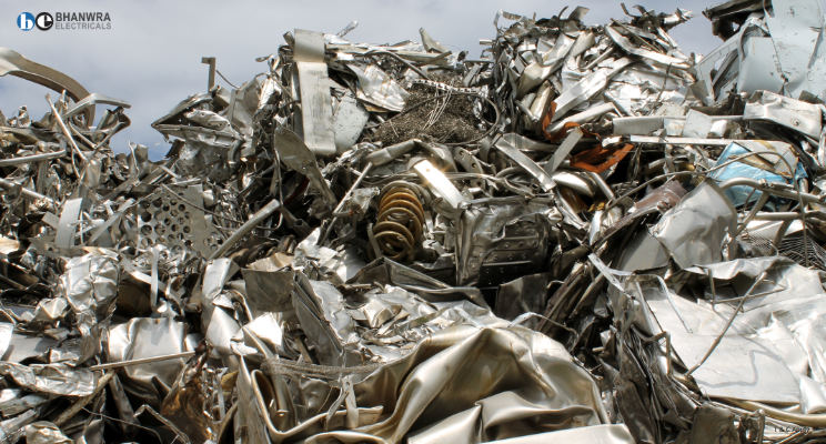 What Affects The Value of Scrap Metal